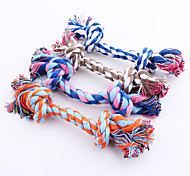 cheap -Dog Chew Toys / Cat Chew Toys Rope Cotton For Dog / Puppy