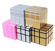 Недорогие -Кубик рубик Shengshou Зеркальный куб 3*3*3 Спидкуб Кубики-головоломки головоломка Куб Гладкий стикер профессиональный уровень Скорость