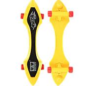 Недорогие -Мини скейтборды и велосипеды Хобби и досуг Роликобежный спорт ABS Пластик Белый Для мальчиков Для девочек