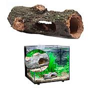 cheap -Aquarium Decoration Tubes & Tunnels Ornament Non-toxic & Tasteless Resin