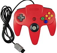cheap -Wired Controller  for Nintendo N64 Console (Multicolor)