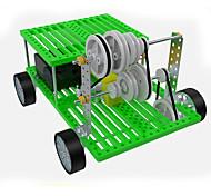 Недорогие -Игрушки Для мальчиков Развивающие игрушки Набор для творчества Автомобиль ABS Металл Зеленый