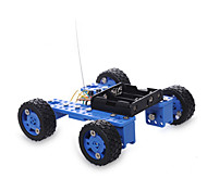 Solar Powered Toys Radio Control Toy Cars Race Car Toys Car DIY Boys' Pieces