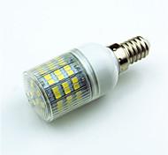 E14 G9 GU10 E12 E27 Luces LED de Doble Pin T 60 SMD 2835 400 lm Blanco Cálido Blanco Fresco K Decorativa AC220 V