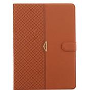 Для со стендом Флип Кейс для Чехол Кейс для Один цвет Твердый Искусственная кожа для Apple iPad Mini 4 iPad Mini 3/2/1