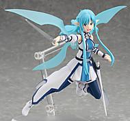 Anime Action-Figuren Inspiriert von Sword Art Online Cosplay 15 CM Modell Spielzeug Puppe Spielzeug