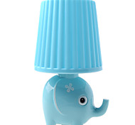 KLY Plugging In Little Night Lamp LED Cartoon Style Elephant  Creative Night Lamp