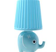 kly in kleine Nachtlampe anschließen LED-Lampe Cartoon-Stil Elefanten kreative Nacht