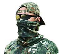 унисекс nek slobkousen Охота Спорт в свободное время С защитой от ветра Пригодно для носки Защитный Весна Осень Зима Зелёный