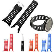 cheap -Watch Band for SUUNTO AMBIT 3 Suunto Sport Band Rubber Wrist Strap
