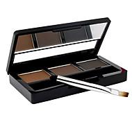 1Pcs Professional Eye Brow Makeup Waterproof Glitter And Shimmer Eyebrow Powder Palette Eye Shadow Make Up Set Kit By Tutu