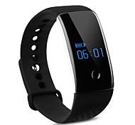 s1 bluetooth intelligente braccialetto orologio da polso con frequenza cardiaca e di ossigeno nel sangue di sport del monitor monitor di