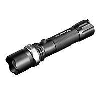Yage поворотный фокус масштабируемые три режима 1шт Cree светодиодный фонарик портативный три режима 308lm факел лампы