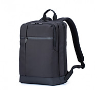 cheap -XIAOMI® 15.6 Inch Classic Business Backpack Waterproof Three Layer Super Large Independent Space Zipper Square Design