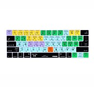 cheap -XSKN® Avid Pro Tools Shortcut Silicone Keyboard Skin for 2016 New MacBook Pro 13.3/15.4 with Touch Bar Retina (US/EU Layout)