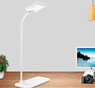 небольшое яблоко привело настольную лампу USB зарядки сенсорного чтения защиты свет глаза лампа краткая моду белой / розовый / синий свет