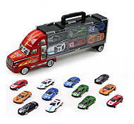 Die-Cast Vehicles Toy Cars Truck Simulation Metal Alloy Plastic Metal Kids Gift Action & Toy Figures Action Games
