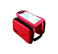 Cell Phone Bag Bike Frame Bag 5.7 inch Wearable Multifunctional Touch Screen Cycling for Iphone 8 Plus / 7 Plus / 6S Plus / 6 Plus Iphone