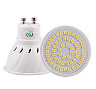ywxlight® 5w gu10 gu5.3 e26 / e27 mr16 светодиодный прожектор 54smd 2835 400-500lm теплый белый холодный белый натуральный белый ac110v / 220v