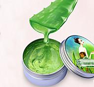 1Pcs 30G 100% Pure Natural Aloe Vera Gel Wrinkle Removal Moisturizing Anti Acne Anti-Sensitive Oil-Control Aloe Vera Sunscreen Cream