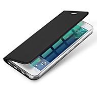 For Google Pixel XL Pixel Luxury Card Holder Flip Magnetic Case Full Body Case Solid Color Hard PU Leather