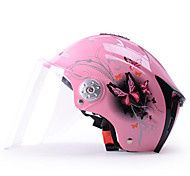cheap -Half Helmet Anti-UV Breathable ABS Motorcycle Helmets