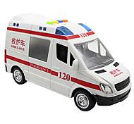Инерционная машинка Игрушечные машинки Игрушки Машина скорой помощи Игрушки Автомобиль Металл 1 Куски Мальчики Подарок