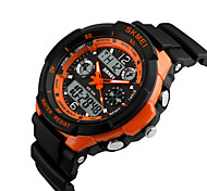 SKMEI 0931 Men's Woman Outdoor Sports Multi-Function Watch Waterproof Sports