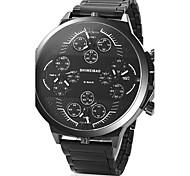 Недорогие -Муж. Для мужчин Нарядные часы Модные часы Наручные часы Часы-браслет Повседневные часы Спортивные часы Армейские часы Китайский Кварцевый