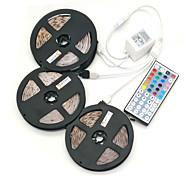 Недорогие -100 Вт W RGB ленты lm DC12 15 м 450 светодиоды RGB