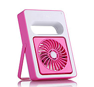 cheap -Creative Portable Handheld Mute USB Charging Mini Fan With Adjustable Angle