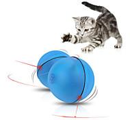 Недорогие -Кошка Игрушка для котов Игрушка для собак Игрушки для животных Шарообразные Интерактивный Электроника Для домашних животных
