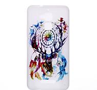 Для zenfone 3 max ze552kl ze520kl tpu материал новый паттерн сновидца оленя светящийся корпус телефона
