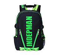 Недорогие -15.6 дюймов унисекс рюкзак рюкзак рюкзак рюкзак путешествия рюкзак школьный пакет для Dell / HP / Lenovo / Сони / Acer / поверхности и