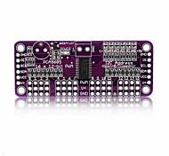 Недорогие -Pca9685 16-канальный 12-битный контроллер шины pmm fmi2c для малины pi