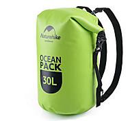 Naturehike 30 L Водонепроницаемый сухой мешок Водонепроницаемая сумка Водонепроницаемость Пригодно для носки для Восхождение Плавание