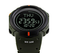 cheap -SKMEI Men's Digital Digital Watch / Wrist Watch / Military Watch / Sport Watch Japanese Alarm / Calendar / date / day / Chronograph /