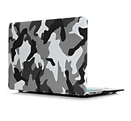 """Недорогие -MacBook Кейс для камуфляж Кожа PU Новый MacBook Pro 15"""" Новый MacBook Pro 13"""" MacBook Pro, 15 дюймов MacBook Air, 13 дюймов MacBook Pro,"""
