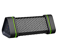 cheap -Outdoor Shower waterproof water resistant Stereo Bluetooth 2.0 3.5mm AUX Wireless bluetooth speaker Black