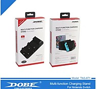 Недорогие -DOBE TNS-871 Батареи и зарядные устройства для Nintendo Переключатель Перезаряжаемый #