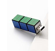 Weitasi cubo u disco usb 2.0 memoria flash memory stick disco de almacenamiento disco digital u disco 8g