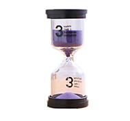 Hourglasses Toys Duck Cylindrical Furnishing Articles Kids Unisex Pieces