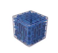 Кубики-головоломки Мячи Обучающая игрушка Лабиринты и логические головоломки Лабиринт Игрушки Игрушки Квадратный 3D Не указано
