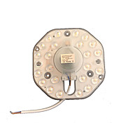 10w Led Ceiling Lifting Lamp Plate Annular Energy-Saving Lamp Refitted Light Source 1Pcs
