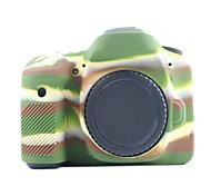 80D Korea Style Silicone Camera Case for Canon 80D DSLR Camera