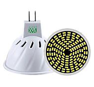 ywxlight® 5w gu10 gu5.3 (mr16) светодиодный прожектор mr16 128 smd 3014 400-500 lm теплый белый холодный белый натуральный белый 110v / 220v