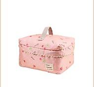cheap -Travel Toiletry Bag Cosmetic Bag Cosmetic & Makeup Bag Travel Luggage Organizer / Packing Organizer Portable Travel Storage Large Capacity