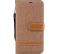For LG G6 K8 Colorful Denim Phone Case K7