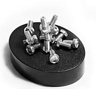 Недорогие -Набор для творчества Магнитные игрушки Обучающая игрушка Металлические пазлы Избавляет от стресса 2 Куски Игрушки Круглый Подарок