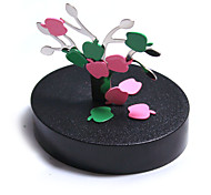 cheap -Magnet Toy Stress Reliever 1pcs Creative / Magnetic / Desk Decoration Apple / Birthday Gift